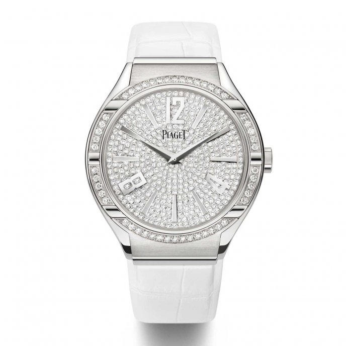 Piaget-Polo-FortyFive-Lady-White-Gold-G0A38014-face-view