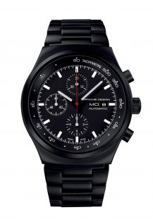P'6510 Black Chronograph