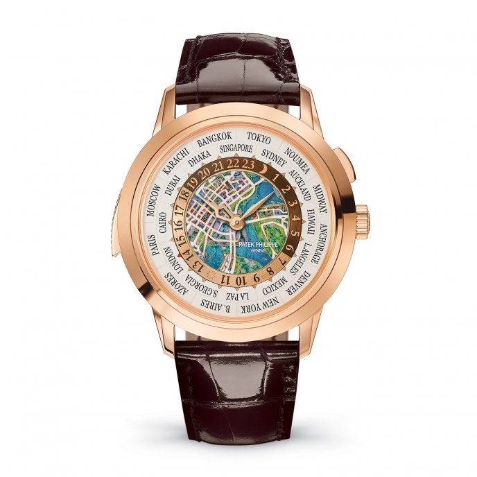 5531 – World Time Minute Repeater Singapore 2019 Special Edition
