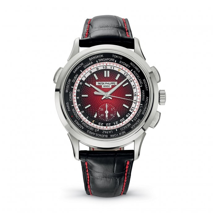 5930 – World Time Chronograph Singapore 2019 Special Edition.