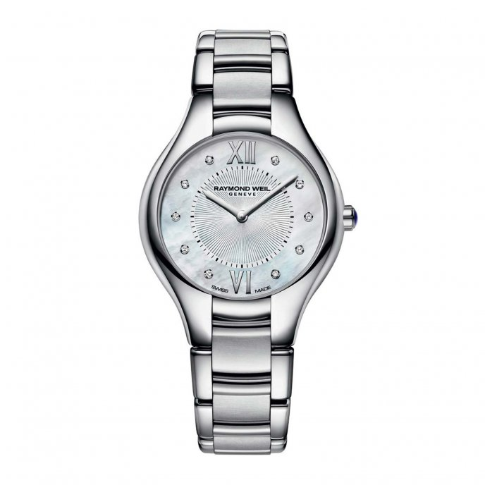 Raymond Weil Noemia 32mm 5132-ST-00985 - face view