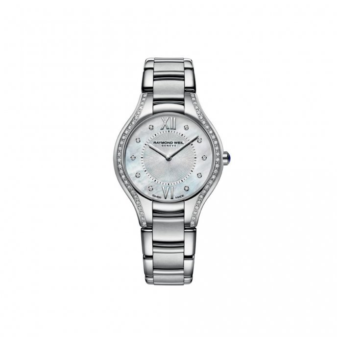Raymond Weil Noemia 32 mm 5132-STS-00958 - face view