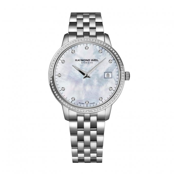 Raymond Weil Toccata 5388 STS 97081 Front Watch View
