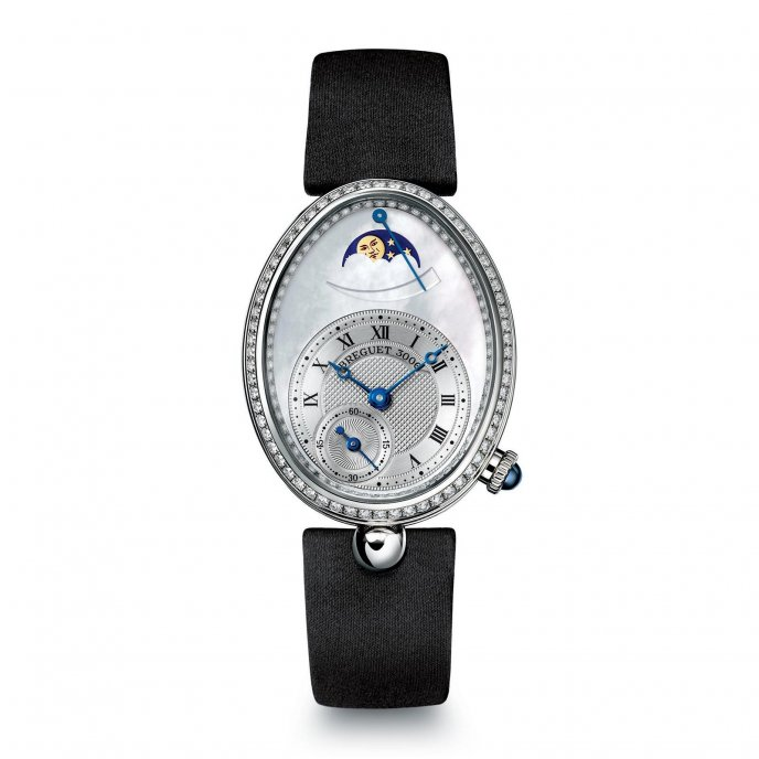 Breguet - Reine de Naples - 8908BB/52/864 D00D - watch face view