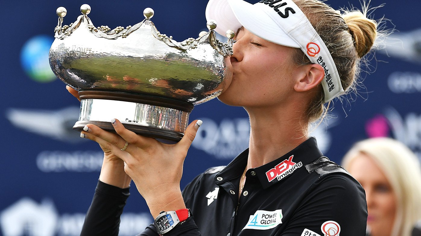 Richard Mille - Nelly Korda is the newest partner