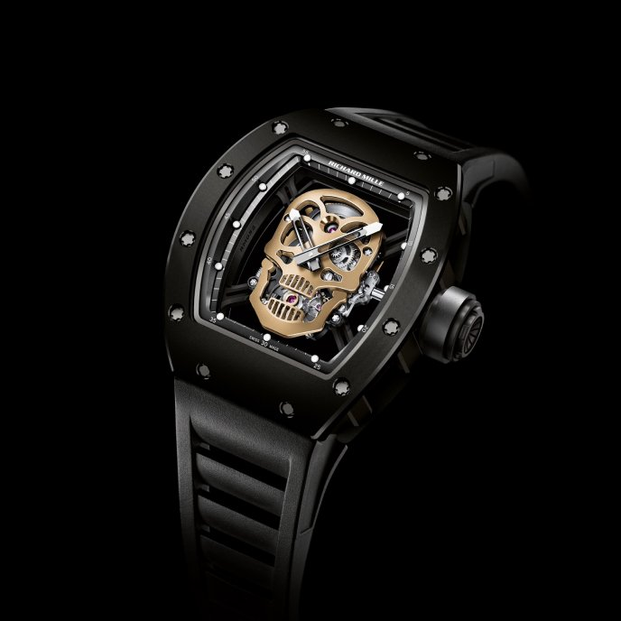 Richard Mille - RM 052-01 Tourbillon Skull Nano-Ceramic