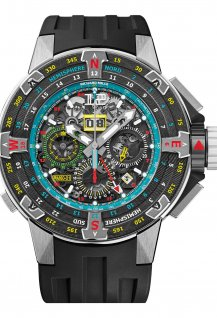 RM 60-01 Automatic Flyback Chronograph Les Voiles de St Barth