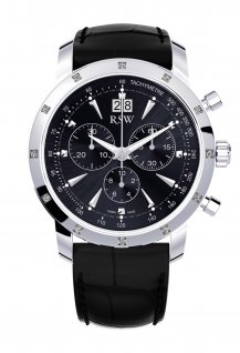 Chrono Quartz 12 Diamonds