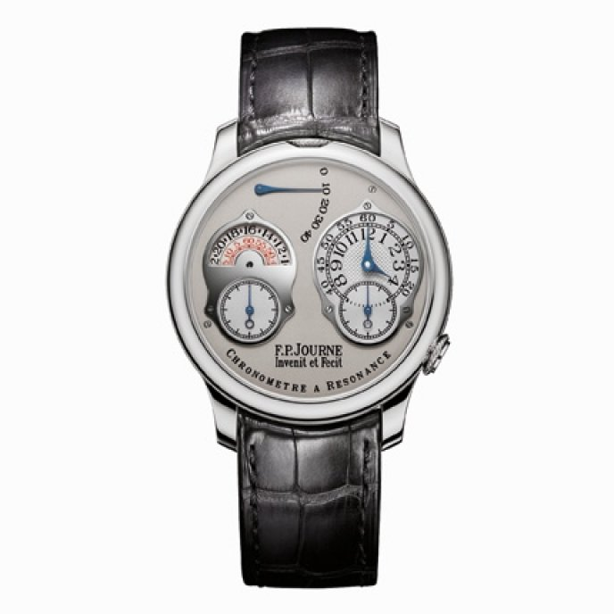 F.P.Journe - Chronomètre à Résonance