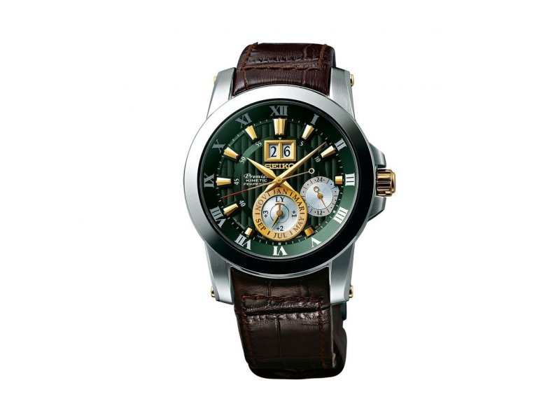 Seiko premier kinetic perpetual novak djokovic special edition worldtempus for Jaeger lecoultre kinetic