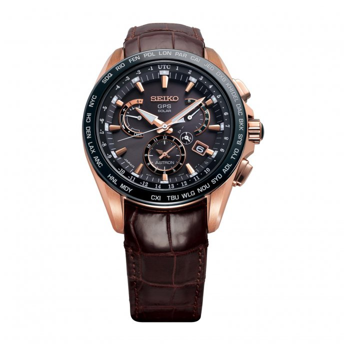 GPS Solar Dual-Time Novak Djokovic Limited Edition