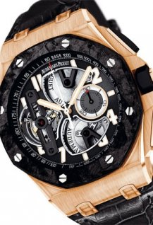 Tourbillon Chronographe Royal Oak Offshore