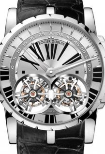 Excalibur Double Tourbillon