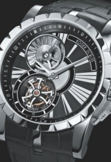 Self-Winding Flying Tourbillon