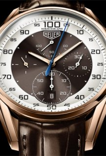 Mikrograph 1/100th Second Chronograph