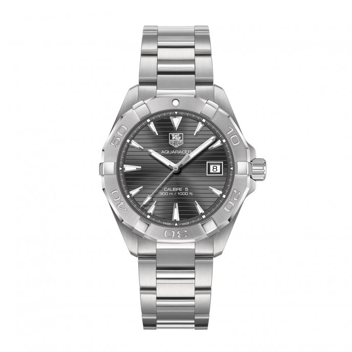 TAG Heuer Aquaracer 300M WAY2113.BA0910 watch face view