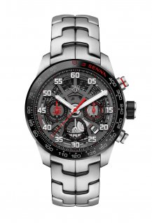 Carrera Heuer 02 Chronograph Automatic