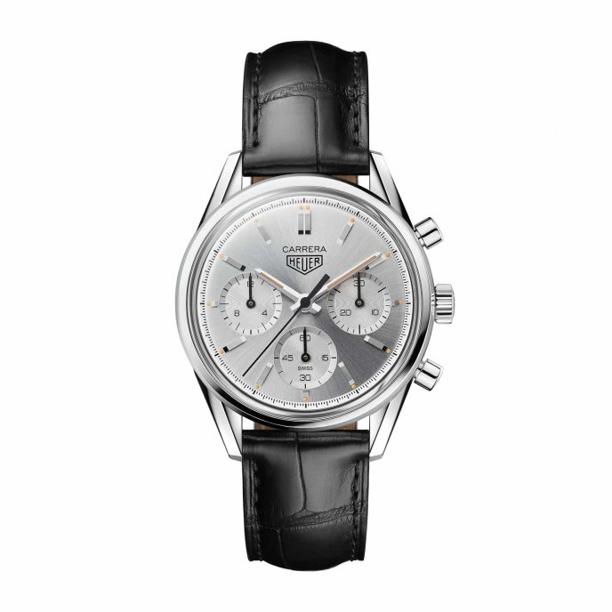 Carrera 160 ans Silver Limited Edition