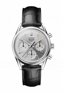 Carrera 160 Years Silver Limited Edition