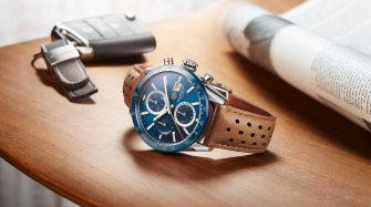 Four new Carrera Calibre 16 timepieces