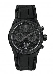 Carrera Carbon Tourbillon Phantom