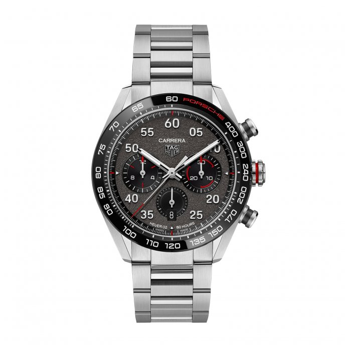 Carrera Porsche Chronograph Special Edition 44 mm Calibre Heuer 02 Automatic