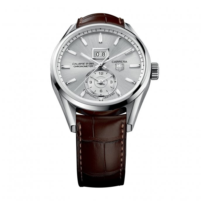 TAG Heuer - Carrera - Calibre 8 Grande Date GMT - WAR5011.FC6291