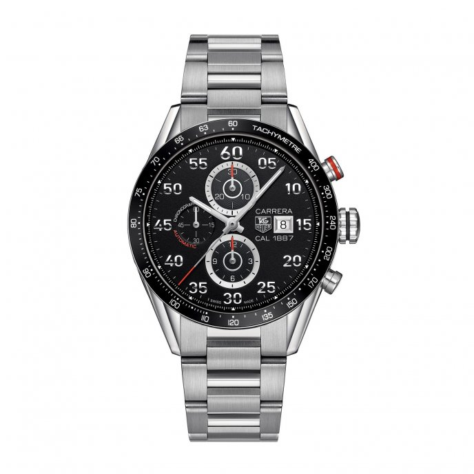 TAG Heuer Carrera Cal. 1887 - CAR2A10.BA0799 - faceview
