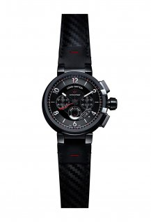 Chronographe GMT In Black