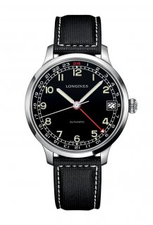 The Longines Heritage Military 1938 - 24 hours
