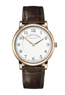 1815 Thin Honeygold Homage to F. A. Lange""