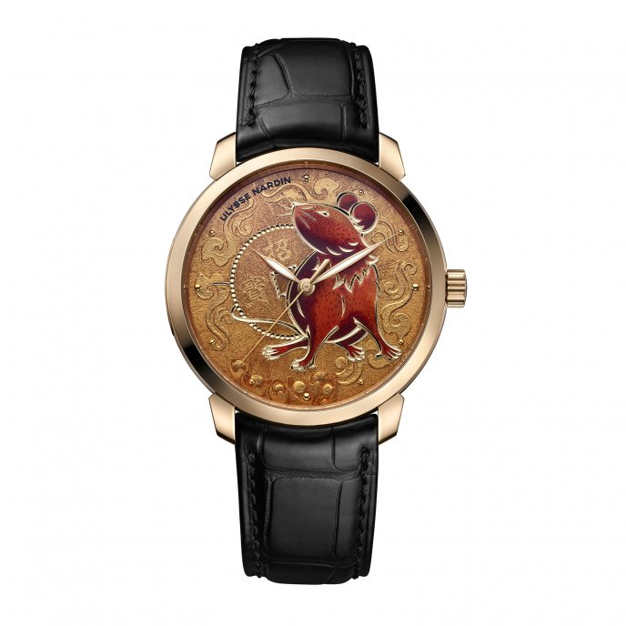 Classico 40 MM Year of the Rat