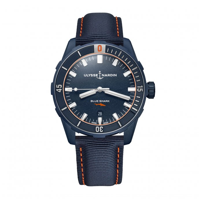 Diver Blue Shark Limited Edition