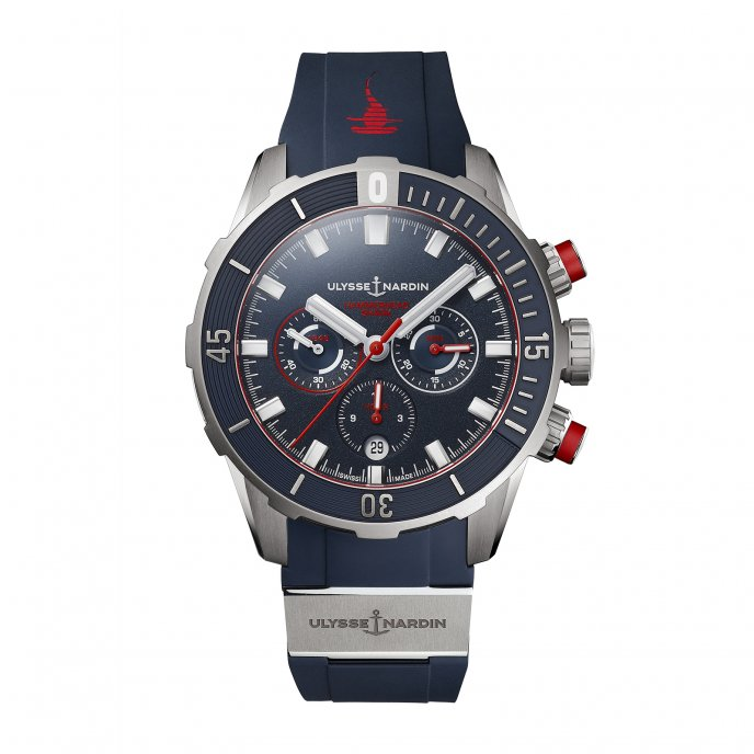 Diver Chronograph 44 MM Hammerhead Shark Limited Edition