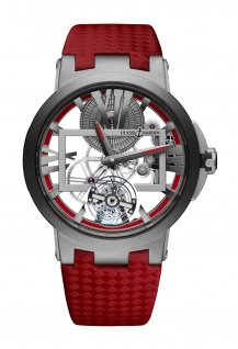 Executive Skeleton Tourbillon Boutique