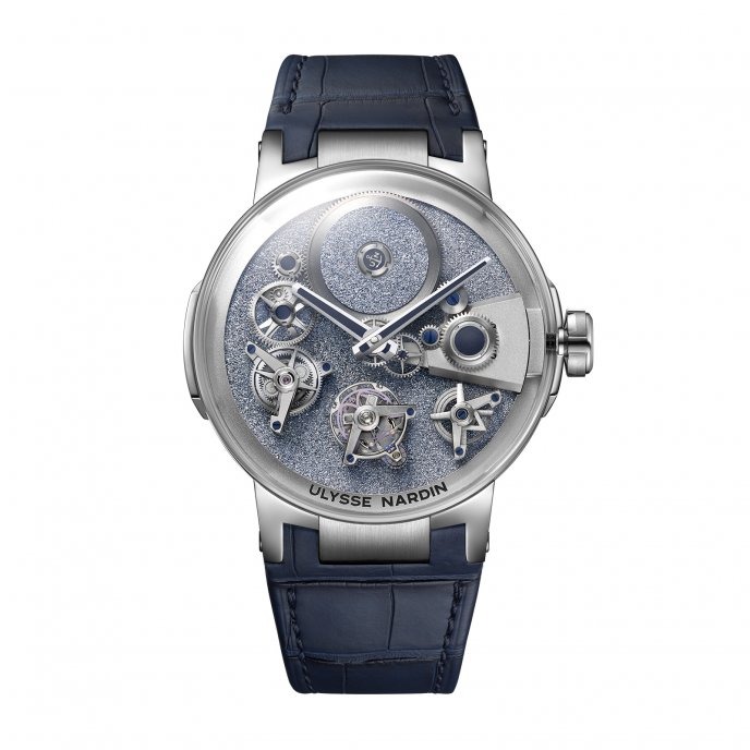 Executive Tourbillon Free Wheel 1760-176LE/OSM