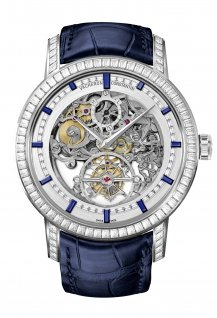 Les Cabinotiers – Openworked Tourbillon High Jewellery