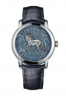 The Legend of the Chinese Zodiac 2014, year of the horse