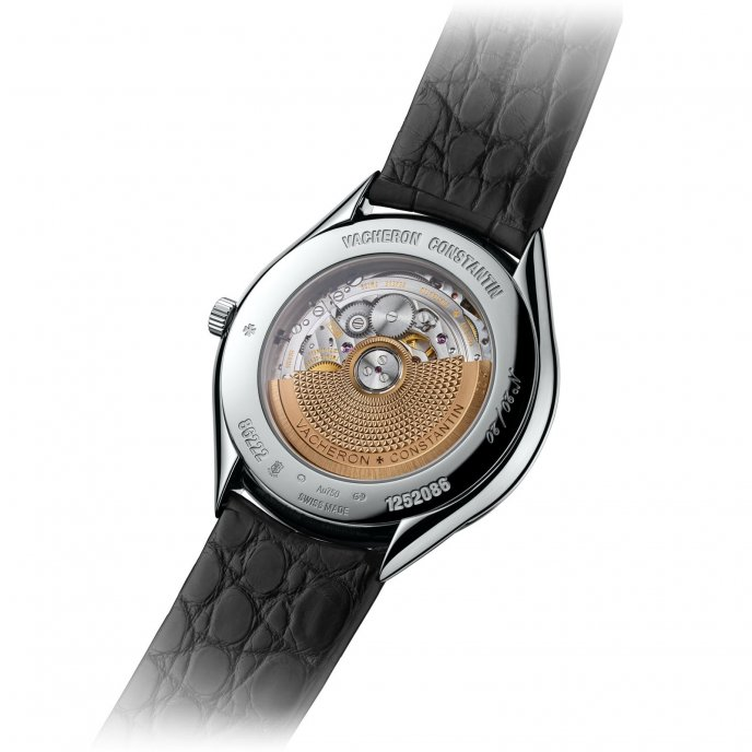 Vacheron Constantin Métiers d'Art Les Univers Infinis Horseman Watch 86222/000G-9833 - back view