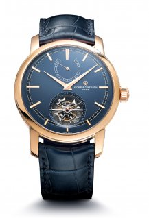 Traditionnelle 14-Day Tourbillon Bucherer Blue Editions
