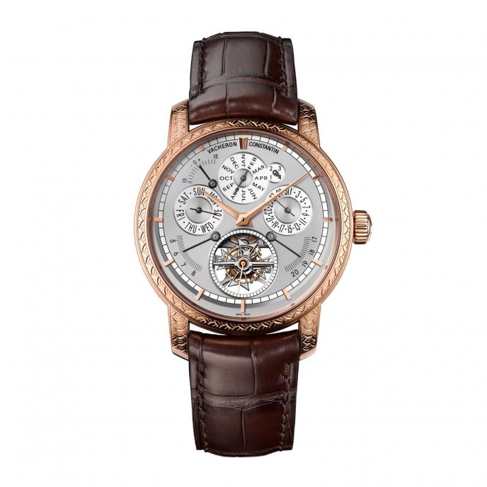 Vacheron Constantin Traditionnelle Calibre 2253 L'Empreinte du Dragon 88172/001R-A104 watch-face-view