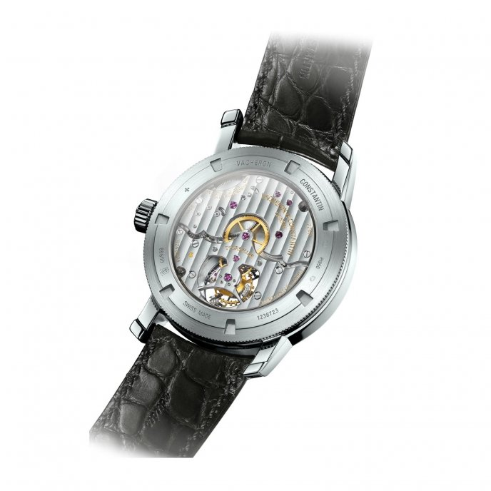 Vacheron Constantin Traditionnelle Tourbillon 14 Jours 89600-000P-9878 watch-back-view