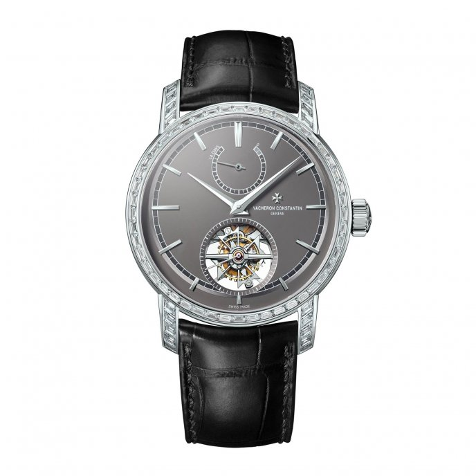 Vacheron Constantin Traditionnelle Tourbillon 14 Jours 89600-000P-9878 watch-face-view