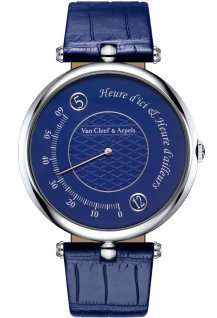 Pierre Arpels Heure d'ici & Heure d'ailleurs for Only Watch 2015