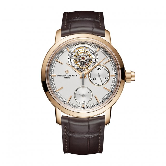 Traditionnelle Tourbillon Chronographe