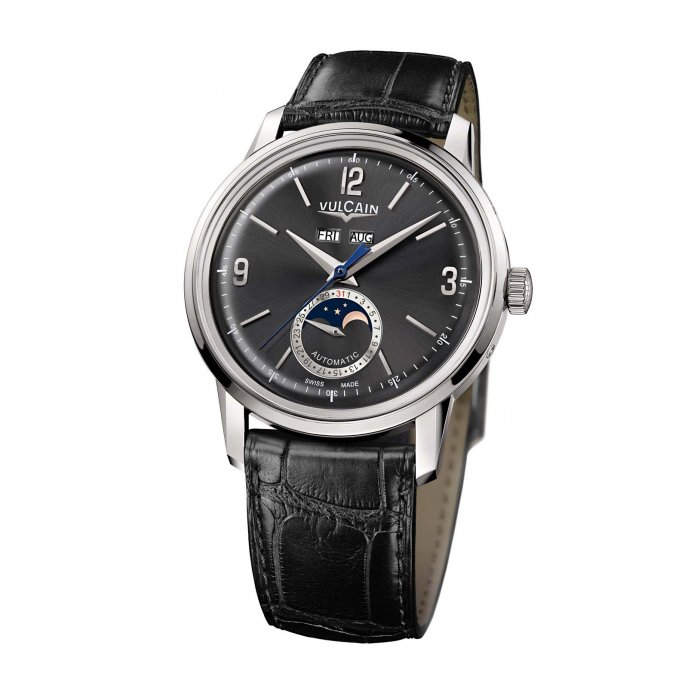 Vulcain-50s-Presidents-Moonphase-Steel-580158.328L-face-view