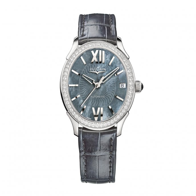 Vulcain First Lady Automatic 61L164N10.BAL413 Watch-face-view