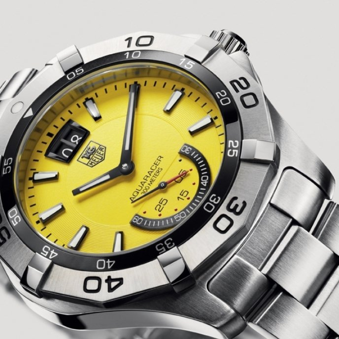 TAG Heuer - Grande Date Watch