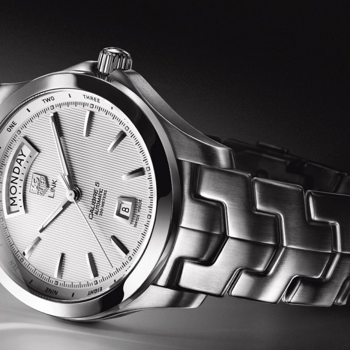 TAG Heuer - Link Day-Date