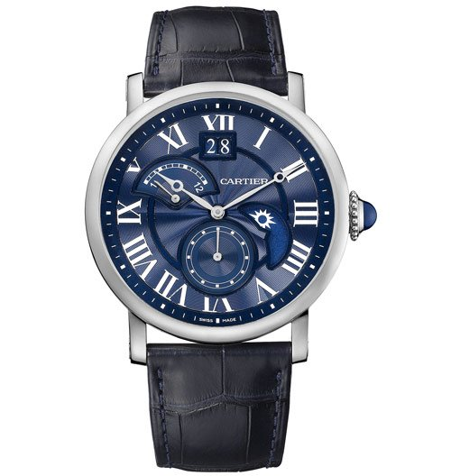 Rotonde de Cartier Second Time-Zone Day/Night